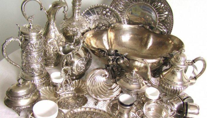 Ломбарды по скупке серебра, ювелирных изделий из серебра и лома в Москве